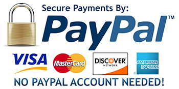 Making the payment is easy with PayPal